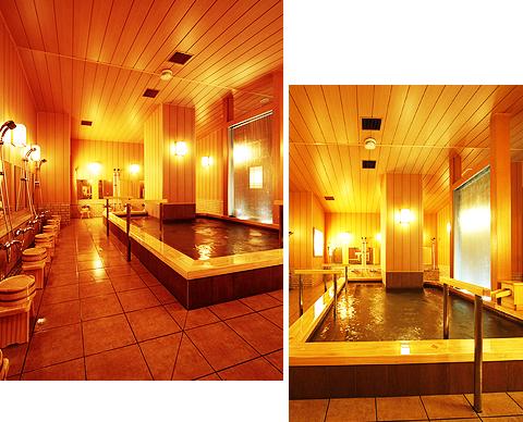 大浴場写真