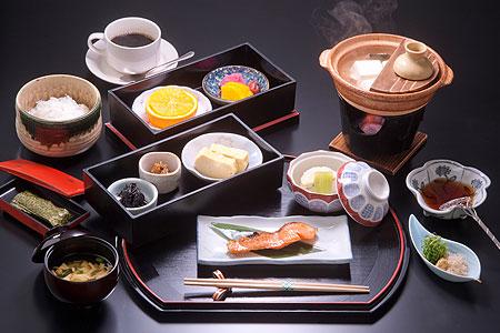 京おばんざいのご朝食
